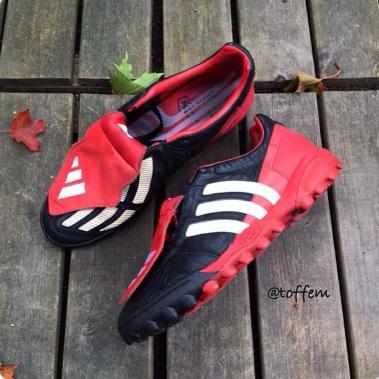 sale online fresh styles 50% off Adidas Predator Mania 3G Turf – Boots Vault