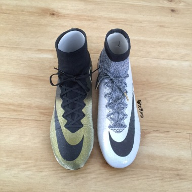 62e05ab9e Nike Mercurial Superfly IV CR7's