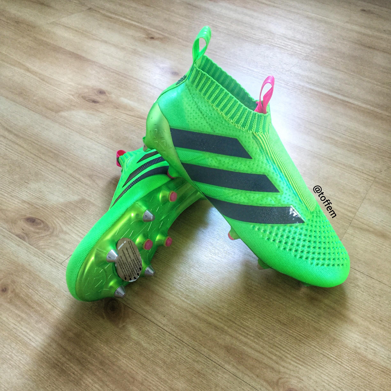 sports shoes e3361 1cf43 Adidas Ace16+ PureControl – Boots Vault