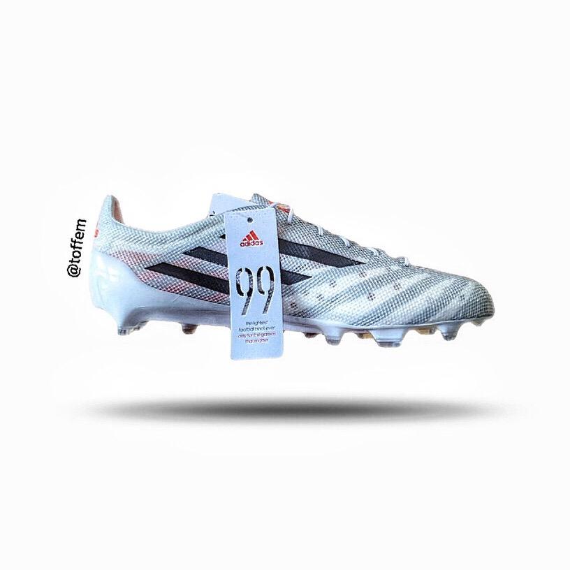 huge selection of 78eaa 9e42d Adidas F50 Adizero 99 Gram – Boots Vault