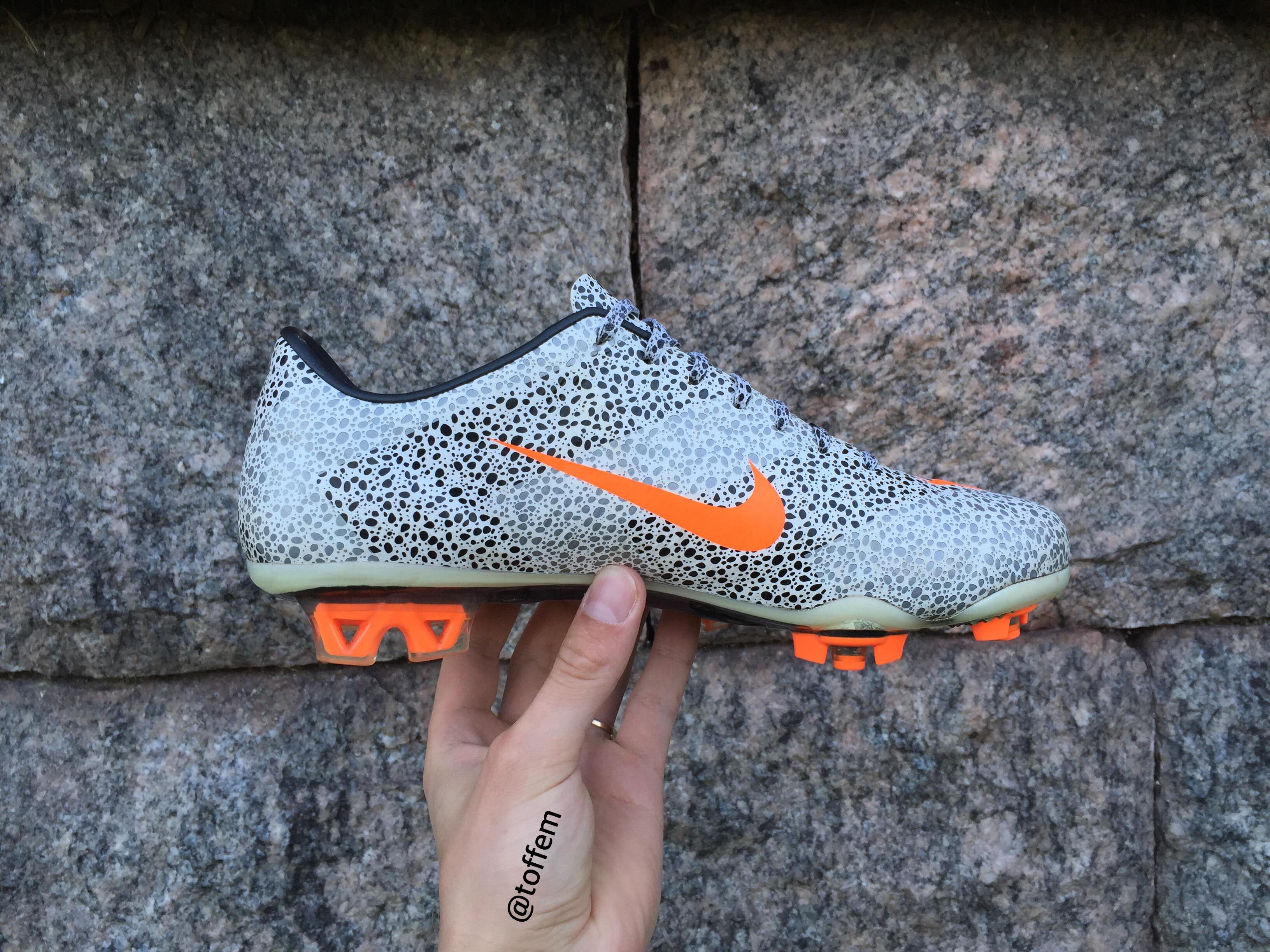 """d0a3876bd8fb Nike Mercurial Superfly II """"Safari"""" – Boots Vault"""