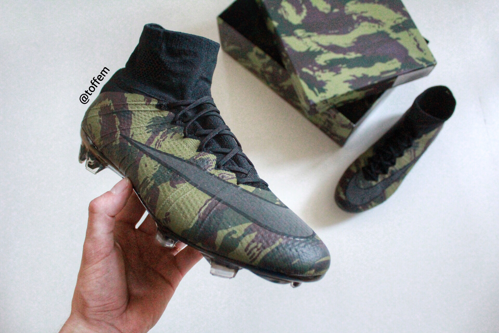 """check out separation shoes affordable price Nike Mercurial Superfly IV """"Camo Pack"""" – Boots Vault"""