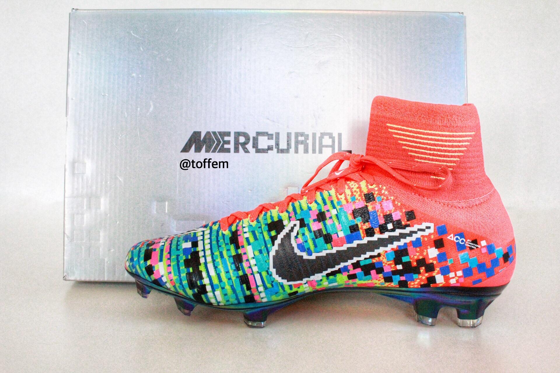 "promo code 8e638 42b3e Nike Mercurial Superfly V X ""EA-Sport"" Edition – Boots Vault"