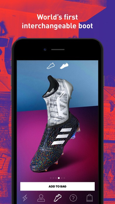 pretty nice 8710b a55a4 Once the App was announced, Adidas brought more information about the boots