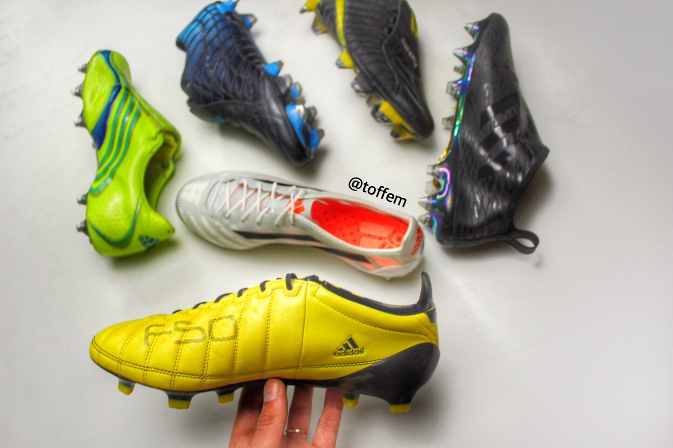 56f492a34 Next boot that has to be mentioned is the first ever Adidas F50 Adizero