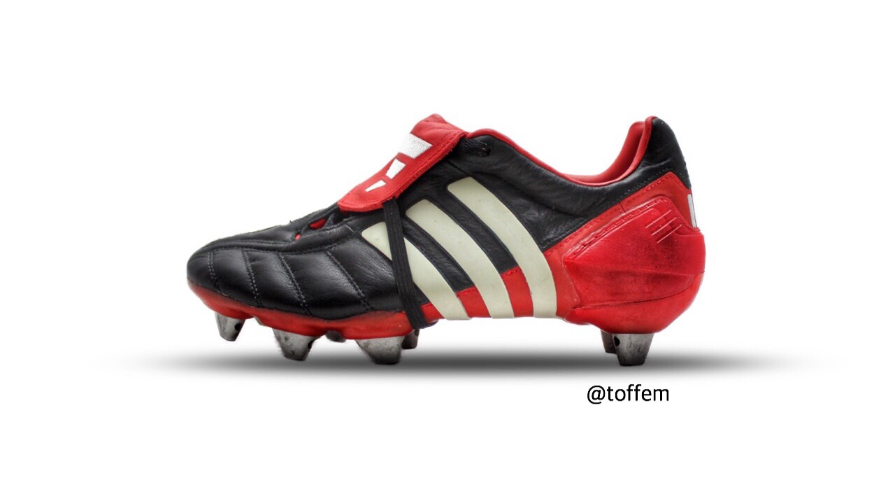 87858d92368 After the Accelerator in 1998 Adidas released Predator Precision in 2000