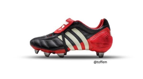 ee9f5346bfc9 Milestones – Adidas Predator Mania 2002
