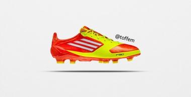 8d2556f0b Milestones – Adidas F50 Adizero miCoach 2012 – Boots Vault